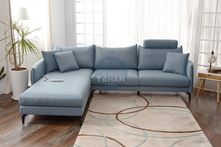 沙發材質:貓抓皮