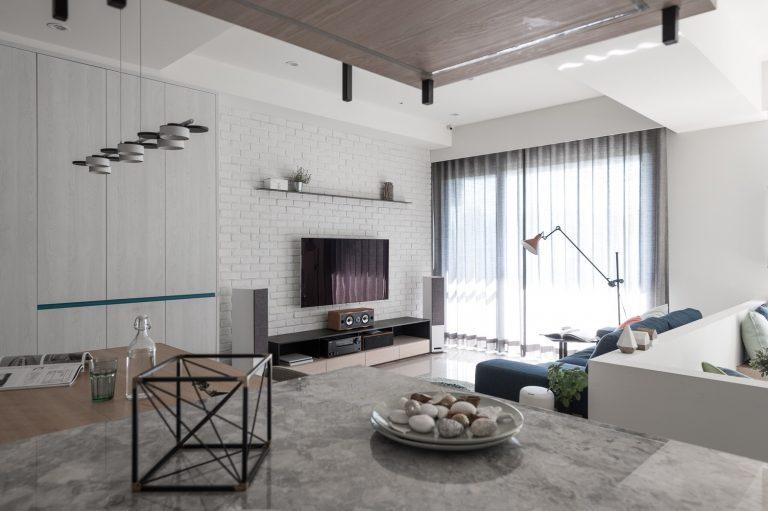 許多室內設計師與大漢家具合作,打造完美的居家設計案例作品集