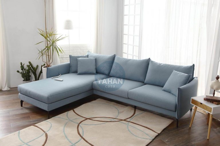 電動沙發放在現代風客廳