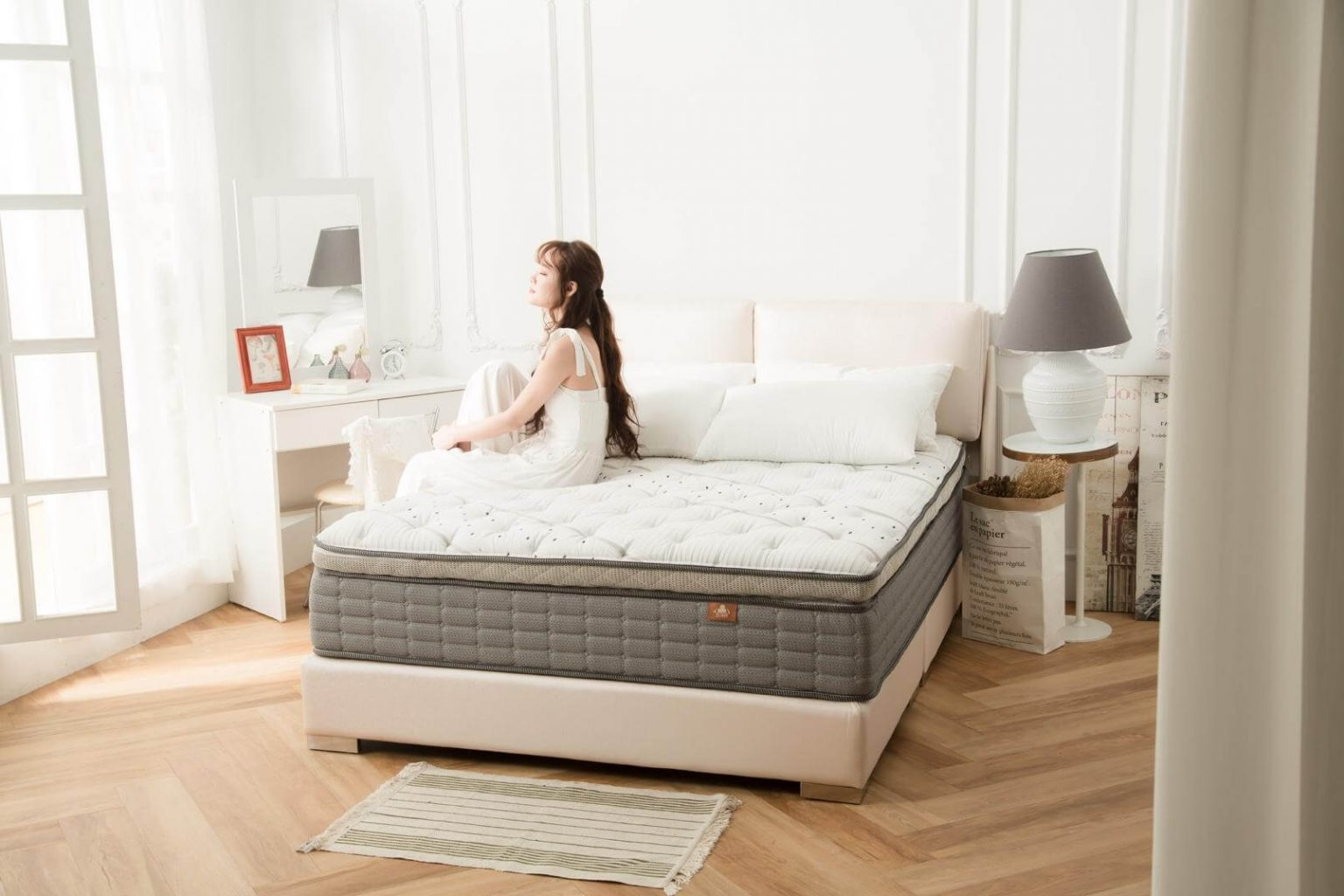 床墊清潔困難時,最好更換新的床墊