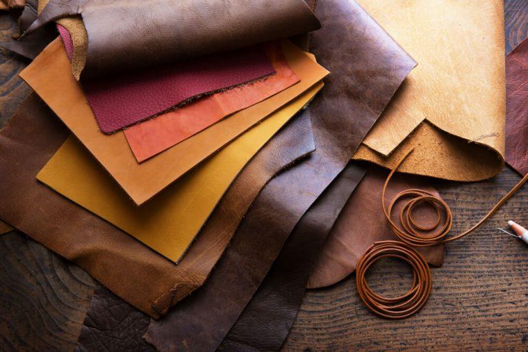 皮革沙發材質